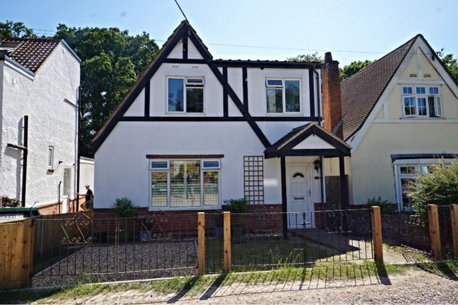 Thumbnail Detached house for sale in Hilldown Road, Highfield, Southampton
