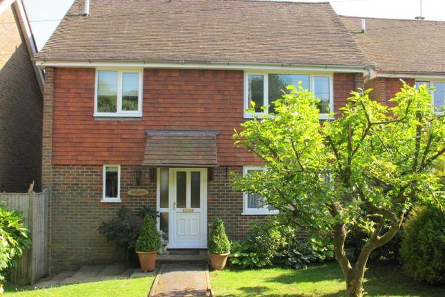 Thumbnail Detached house to rent in Hop Gardens, Fairwarp, Uckfield