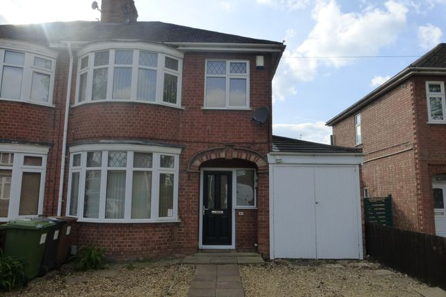 Thumbnail Property to rent in Fane Road, Peterborough