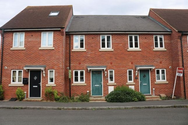 Thumbnail Terraced house to rent in Pluto Way, Aylesbury