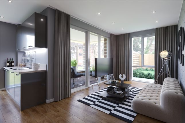 Thumbnail Flat for sale in Canons Row, Barnet
