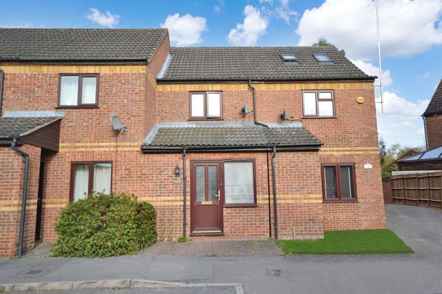 Thumbnail Terraced house for sale in Long Croft, Takeley, Bishop's Stortford