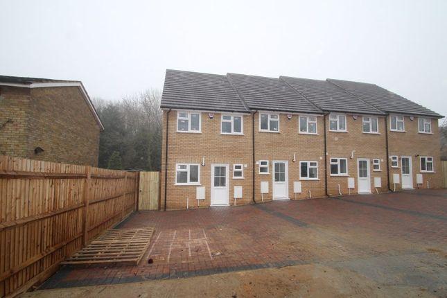 Thumbnail End terrace house for sale in 48 Breakspear, Stevenage, Hertfordshire