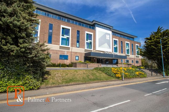 Thumbnail Flat for sale in Station Square, Bergholt Road, Colchester