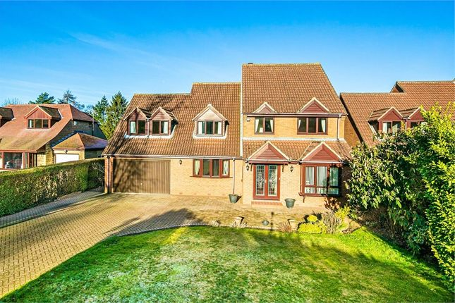 Thumbnail Detached house for sale in Wood Lane, Wickersley, Rotherham, South Yorkshire
