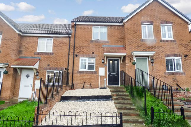 Thumbnail Terraced house for sale in Kingfisher Drive, Easington Lane, Houghton Le Spring