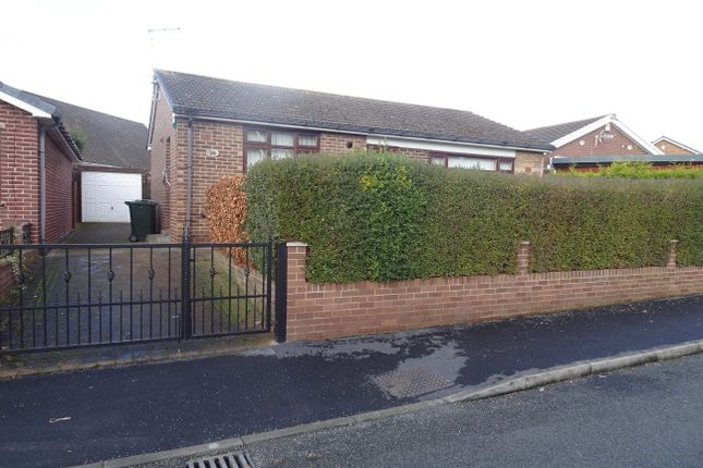 Thumbnail Detached bungalow to rent in Northfield Drive, Woodsetts, Worksop