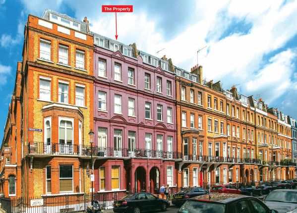 Thumbnail Flat for sale in Flat 3, 32 Brechin Place, South Kensington