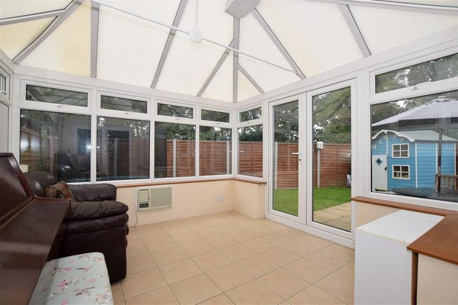 Thumbnail End terrace house for sale in Woodlea, Leybourne, West Malling, Kent