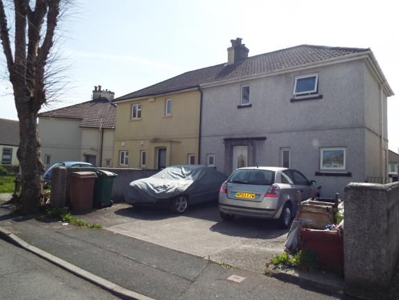 Thumbnail Semi-detached house for sale in Plymouth, Devon