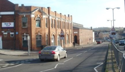 Thumbnail Industrial for sale in First Group Bus Station, Reckleford, Yeovil, Somerset