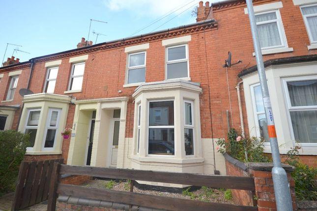Terraced house for sale in Shelley Street, Poets Corner, Northampton