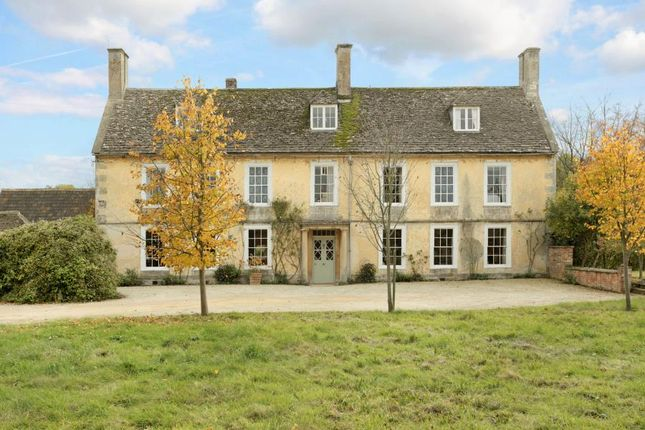 Thumbnail Country house to rent in Little Somerford, Chippenham