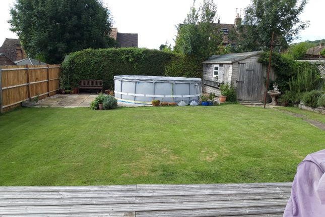 Garden 2 of Collet Road, Kemsing, Sevenoaks, Kent TN15