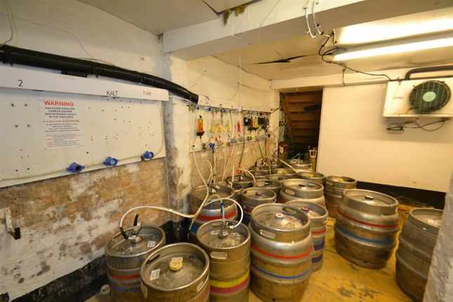 Cellar of Wilds Passage, King Street, Leigh WN7