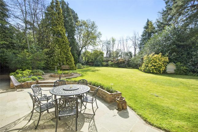 Thumbnail Detached house for sale in Holtwood Road, Oxshott, Surrey