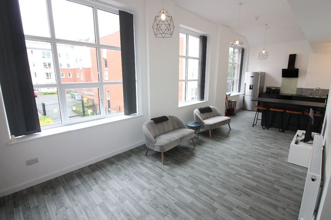 Thumbnail Flat to rent in Gordon Street Flat 6, Preston, Lancashire