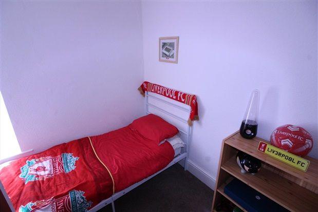 Bedroom Three of Beaumont Street, Lancaster LA1