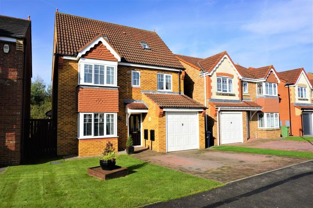Thumbnail Detached house for sale in Weymouth Drive, Biddick Woods, Houghton Le Spring