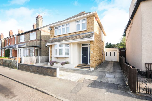 Thumbnail Detached house for sale in South Primrose Hill, Chelmsford