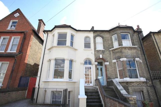 Thumbnail Property to rent in Rossiter Road, London