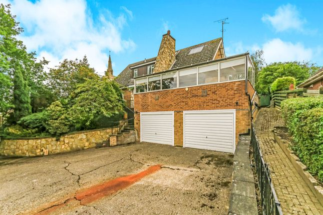 Thumbnail Detached house for sale in Church Lane, Wymington, Rushden