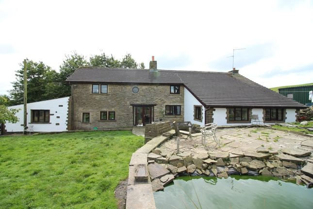Thumbnail Detached house for sale in Hillside Crescent, Bacup