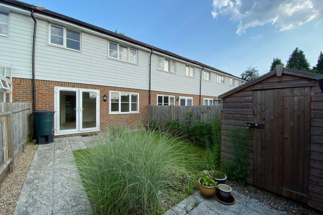 Thumbnail Terraced house to rent in Pearce Gardens, Maidstone
