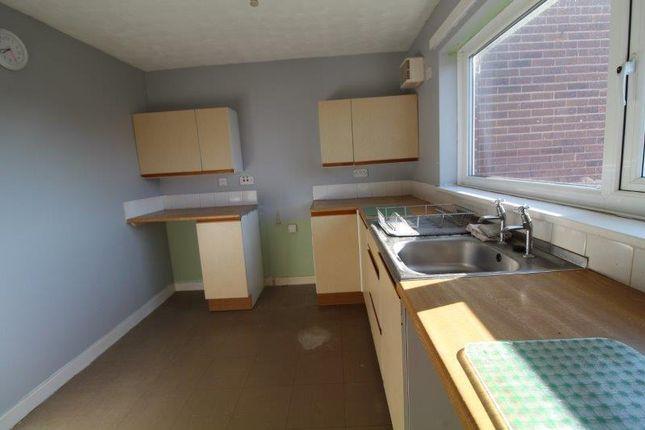 Thumbnail Flat to rent in Manley View, Ashington