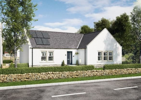 Thumbnail Bungalow for sale in Station Road, Kingsbarns, St. Andrews