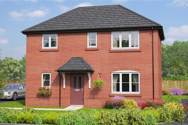 Thumbnail Detached house for sale in The Brickworks, Bury, Lancashire