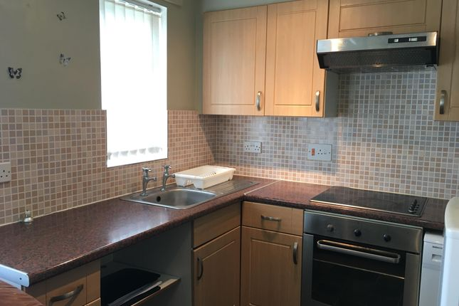 Thumbnail Flat to rent in Barrett Close, King's Lynn