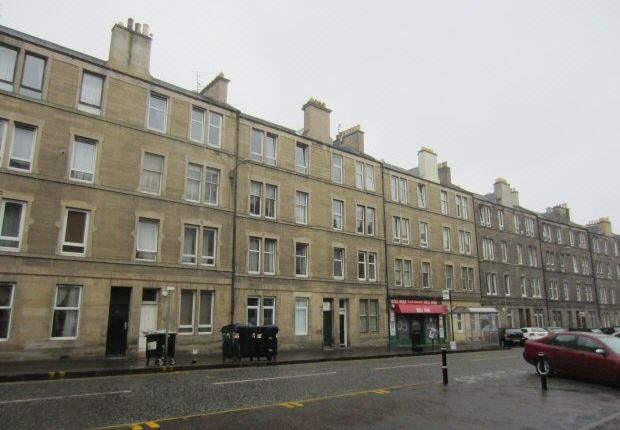 Thumbnail Flat to rent in Easter Road, Edinburgh