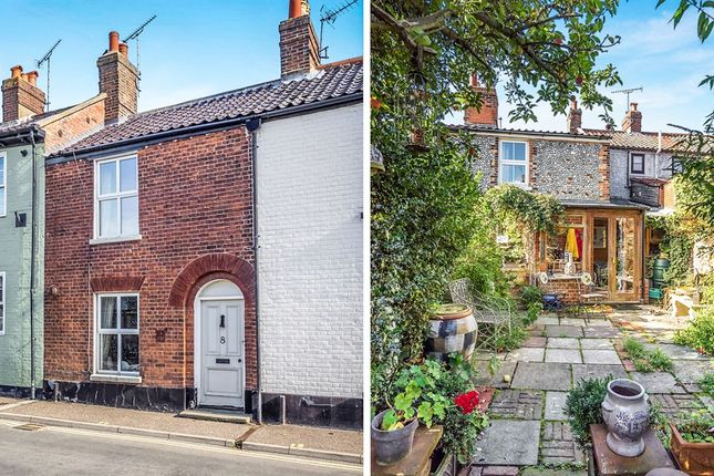 Thumbnail Terraced house for sale in New Street, Holt