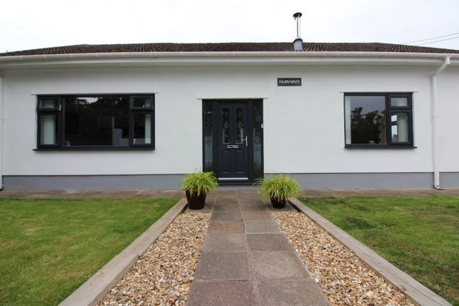 Thumbnail Bungalow for sale in Rawlinson Terrace, Tredegar