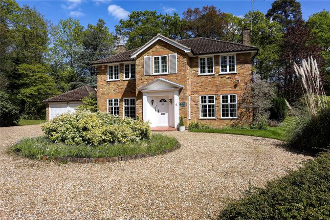 Thumbnail Detached house for sale in Hamilton Drive, Sunningdale, Berkshire