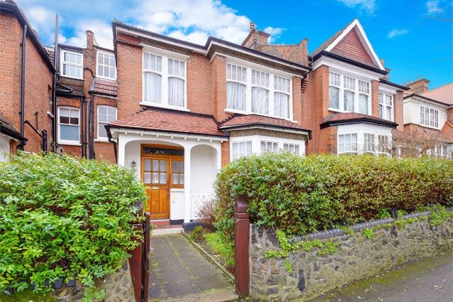 Thumbnail Terraced house for sale in Birchwood Avenue, Muswell Hill, London