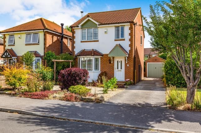 Thumbnail Detached house for sale in Farndale Avenue, Northallerton