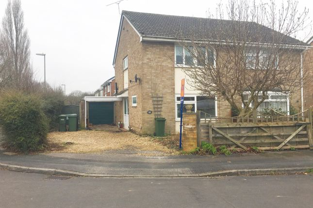 Thumbnail Property to rent in Hadleigh Gardens, Colden Common, Eastleigh