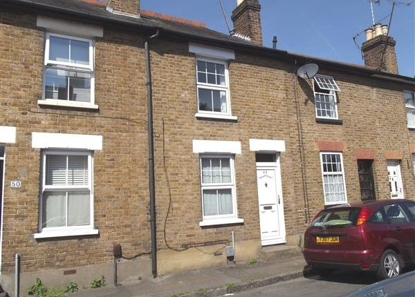 Thumbnail Terraced house to rent in North Road, Hoddesdon