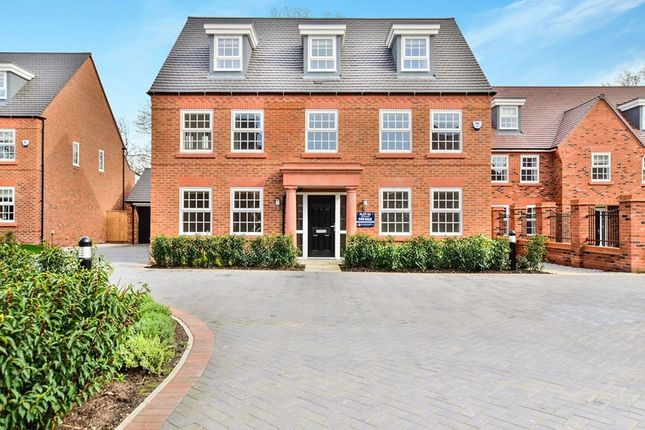 Thumbnail Detached house for sale in Bollin Park, Adlington Road, Wilmslow