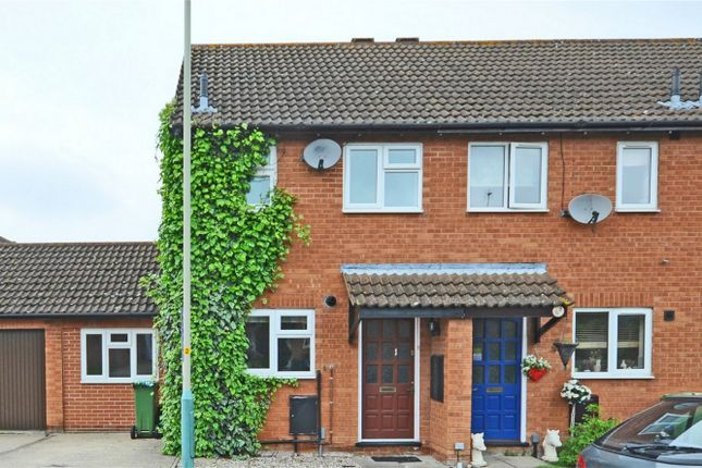2 bed semi-detached house to rent in Up Hatherley, Cheltenham, Gloucestershire