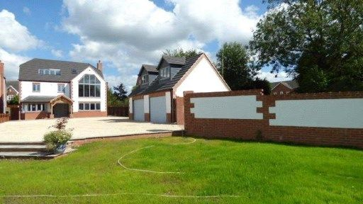 Thumbnail Detached house for sale in Church Close, Broughton Astley, Leicester, Leicestershire
