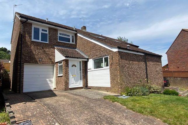 Thumbnail Detached house to rent in Dabinett Close, Norton Fitzwarren, Taunton