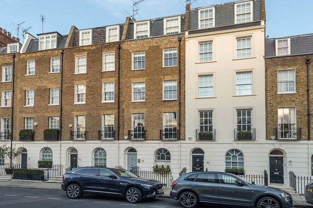 Thumbnail Terraced house for sale in Eaton Terrace, London