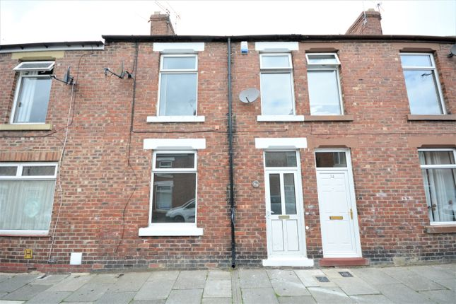 Thumbnail Terraced house for sale in Bell Street, Bishop Auckland, Durham