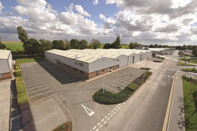 Thumbnail Light industrial to let in P14, Heywood Distribution Park, Parklands, Heywood, Rochdale, Greater Manchester