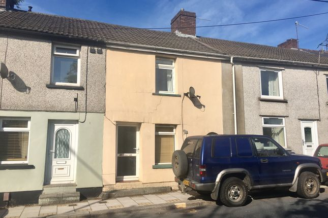 Thumbnail Terraced house for sale in Williams Place, Pontypridd