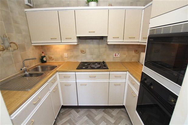 Kitchen of Sharoe Bay Court, Fulwood PR2