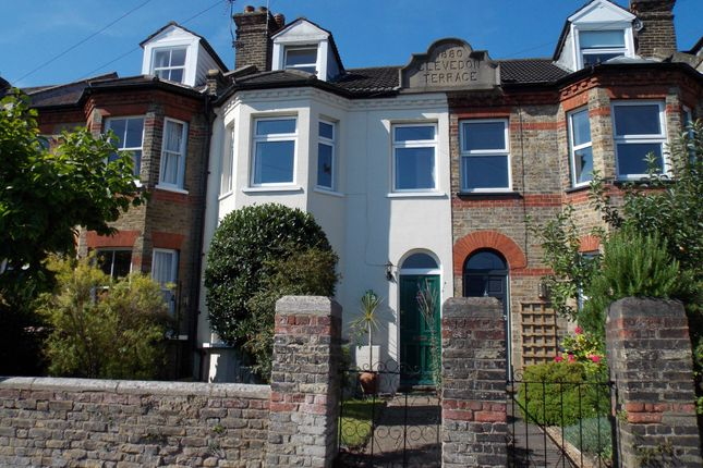 Thumbnail Terraced house for sale in Roebuck Road, Rochester
